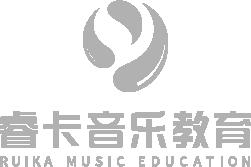 睿卡音乐教育LOGO