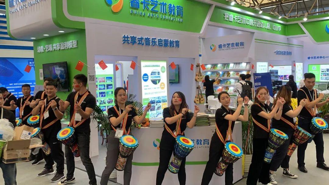 逛上海乐器展选项目,有了它,至少帮你赢跑未