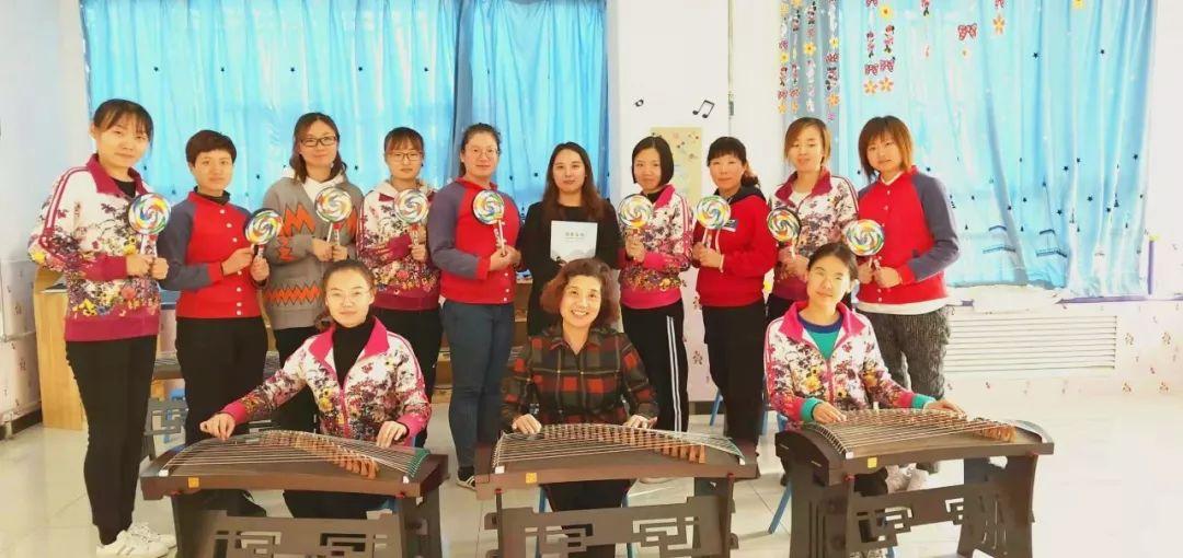 睿卡国乐筝鸣师训走进天津,让少儿古筝课轻松