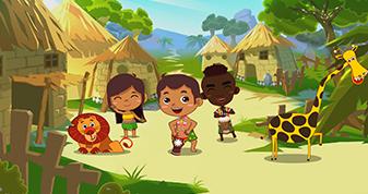 幼儿园非洲鼓课程教案——《森林音乐家》