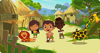 幼儿非洲鼓公开课教案——《一个好朋友》